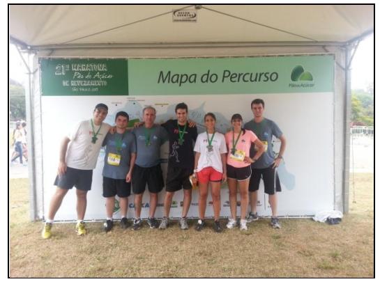 21st Pão de Açúcar Relay Marathon of São Paulo