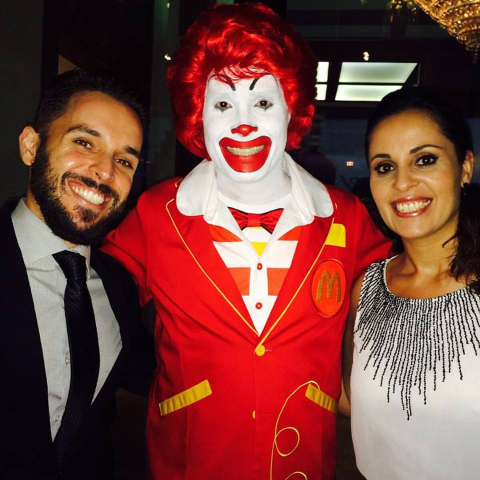 7º JANTAR DE GALA DO INSTITUTO RONALD McDONALD