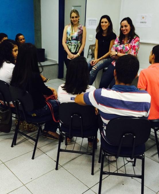 PROJETO SOCIAL RIBEIRÃO PRETO   PROJETE   FEIRA DE PROFISSÕES