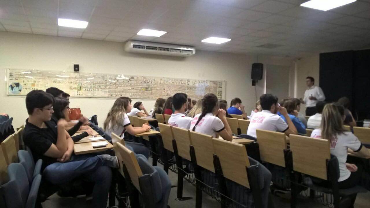 PALESTRA CURSO DE DIREITO | FACAMP